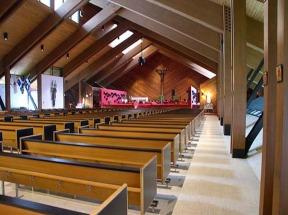 Cathédrale Christ-Roi, Gaspé